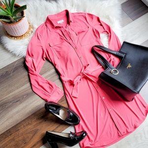 Calvin Klein pretty pink dress
